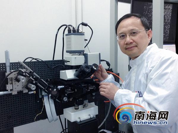 中国科学院院士、海南大学校长骆清铭:投身海南自贸港建设是人生幸事