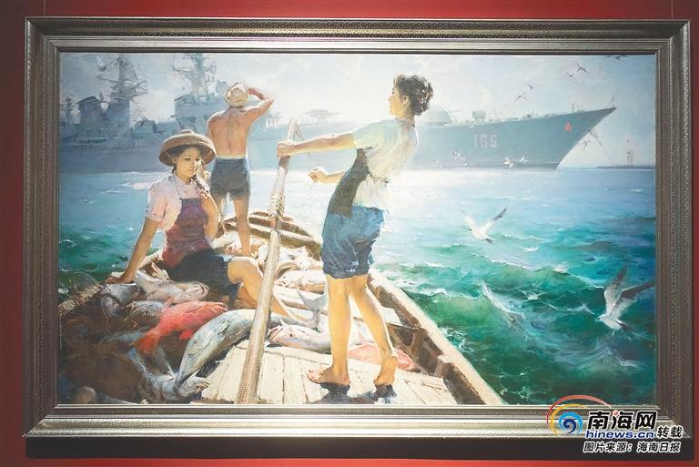 海南周刊 | 中国美术馆珍藏的50位大师作品海南首展