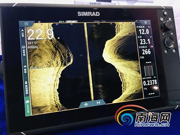 【滚动】中国(海南)国际海洋产业博览会|三亚安航携众多高端船用电子产品自信远航