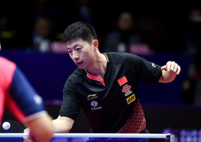 马龙4:2战胜高茨 晋级男乒世界杯八强