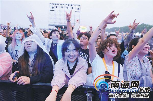 关注红珊瑚国际音乐节 | 天堂乐队海南畅谈音乐态度:激情不老 永不妥协