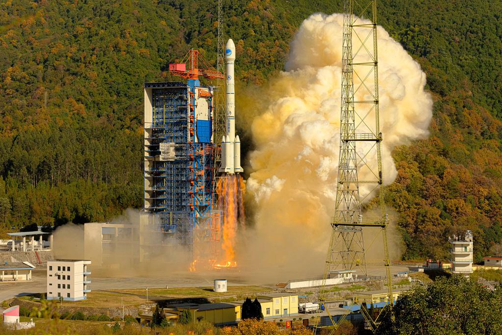 北斗三号系统全球核心星座部署完成