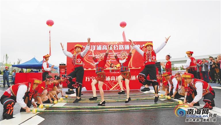 """万宁琼海相关地区产业迎来发展新商机 """"巷子""""不再深""""酒香""""飘更远"""