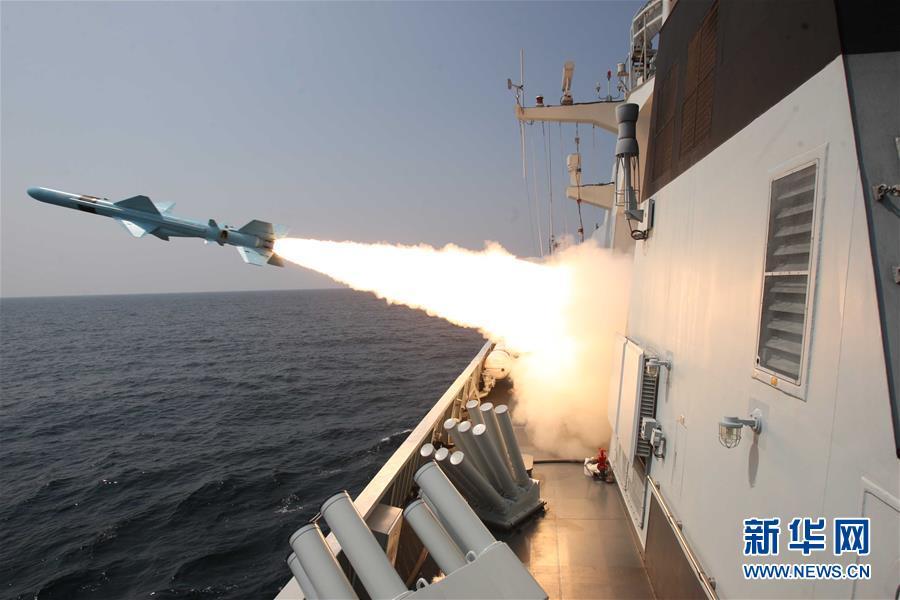 (图文互动)(2)小角色大担当——海军黄石舰聚焦备战打仗记事