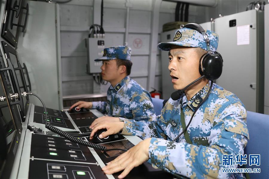 (图文互动)(3)小角色大担当——海军黄石舰聚焦备战打仗记事