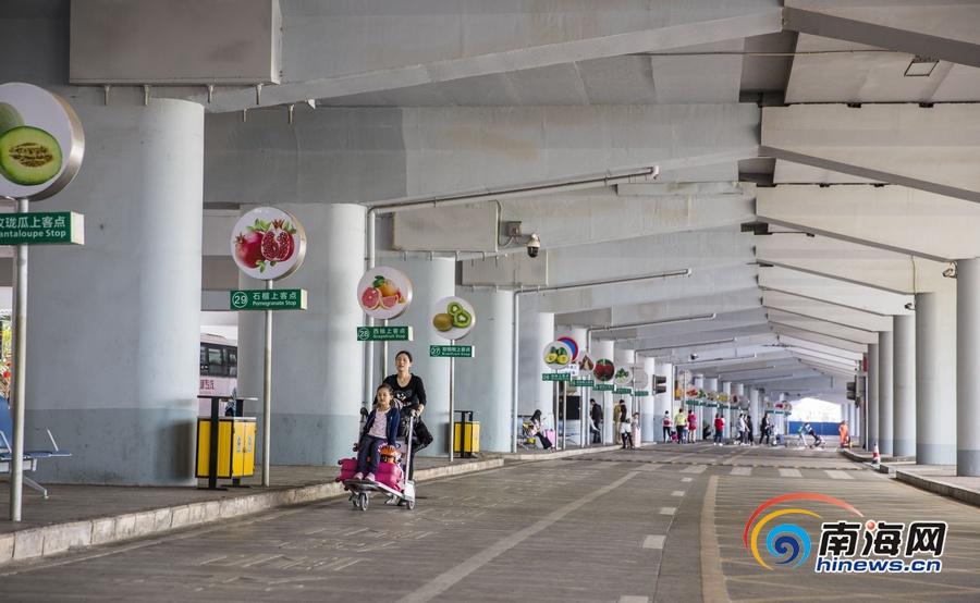 通知!海口美兰机场快速接客通道1月16日6时起关闭