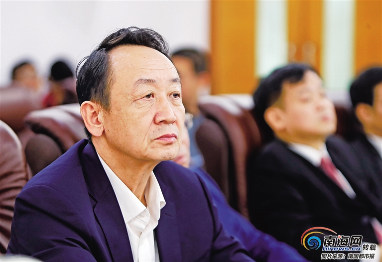 海南省水务厅厅长王强:今年将开建迈湾、天角潭水利工程