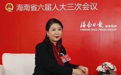 杨莹:企业和农民如鱼和水 产业发展要与村民安置相结合