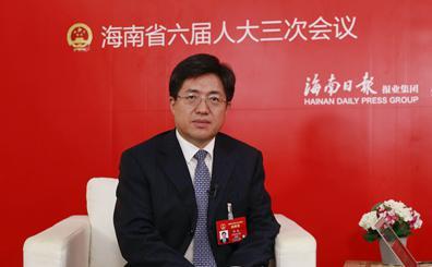 三亚市市长阿东:多措并举促三亚旅游提质升级 高品质建设崖州湾科技城