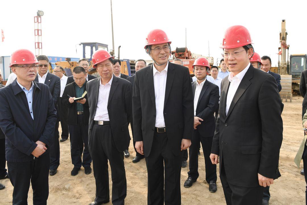 湛江市党政代表团来海口考察调研