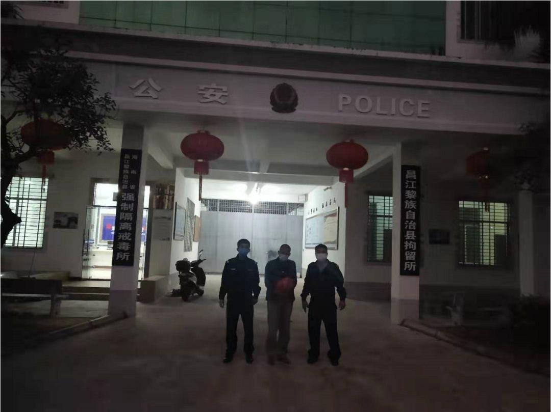 抗击疫情·动态 | 昌江一男子散布疫情谣言 两男子打砸防疫卡口 均被拘留