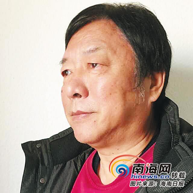 海南周刊   作家晓剑:对海南文学有利的事,我都想做