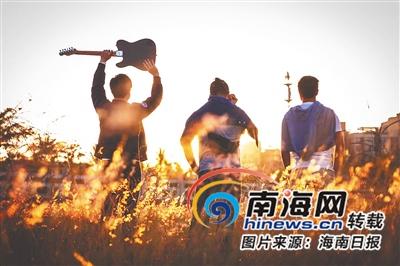 海南周刊 | 海南等台风乐队:用音乐点燃生活