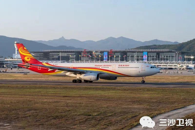 三亚凤凰国际机场T2航站楼18日起恢复运行