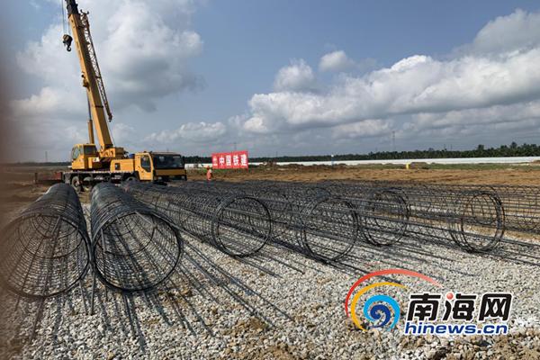 """博鳌研究型医院项目建设上演""""加速度"""""""