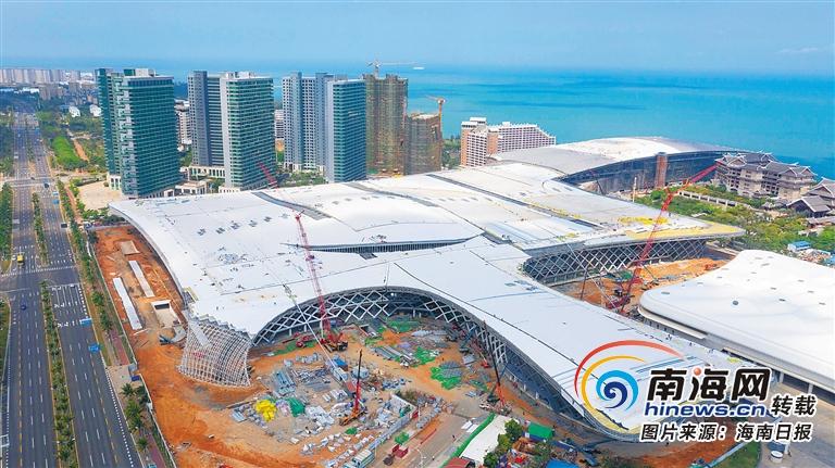海南国际会展中心二期项目将弥补海南缺少大规模会展场馆短板