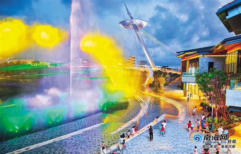 『海南日报』内河旅游、低空飞行、夜游……在哪能玩?在三亚!