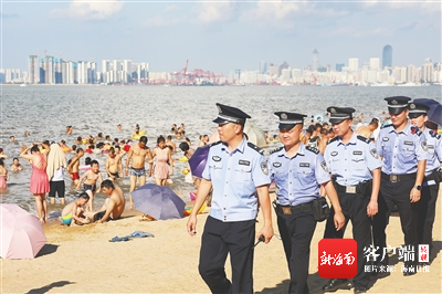 服务海南自贸港建设发展大局 全力开拓海南公安工作新局面
