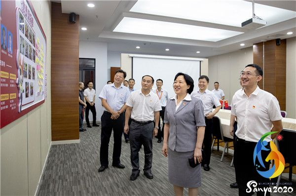 亚沙会 | 亚沙委临时党委成立大会暨揭牌仪式举行
