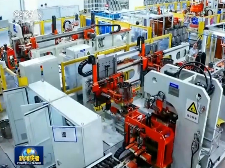 育新机 开新局】骨干企业创新引领 稳定提升产业链
