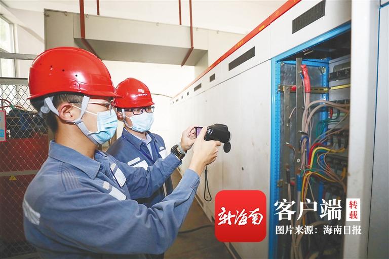 海口供电局启动一级保供电方案 全力做好高考电力保障工作