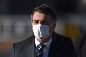 巴西总统博索纳罗确认新冠病毒检测呈阳性