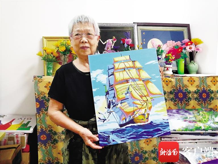 五指山85岁候鸟老人闫文英:他乡变故乡 深爱在天涯