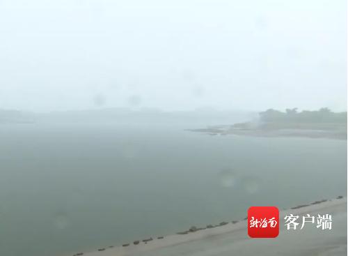 文昌高温干旱天气缓解 各水库水位有所增高