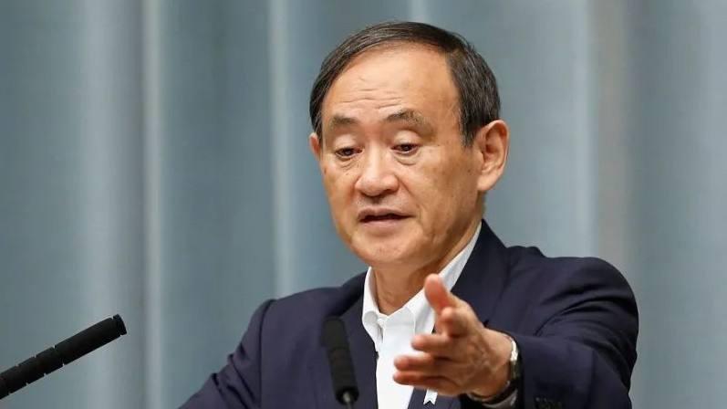 菅义伟新内阁正式成立