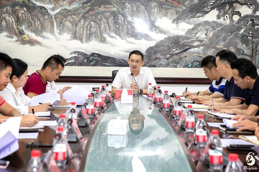 亚沙会丨周俊赴吉阳区调研强调 尽快成立亚沙会区级赛事委员会