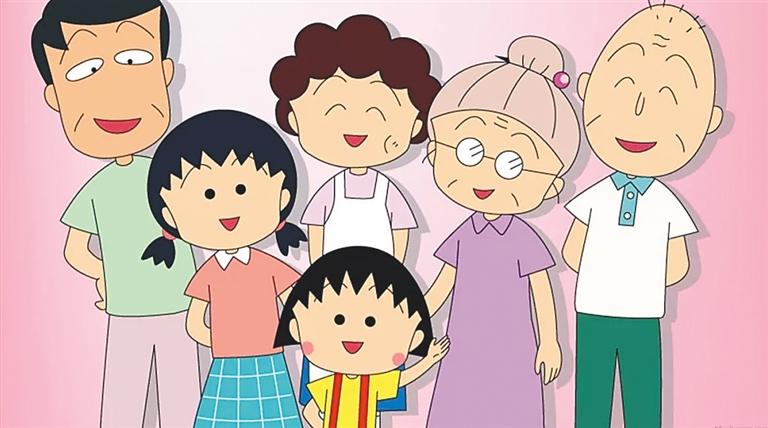 海南周刊 | 《樱桃小丸子》动画播出30周年 你才不是没有故事的女同学