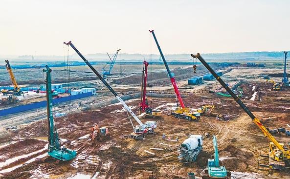 海南炼化年产百万吨乙烯项目加快推进