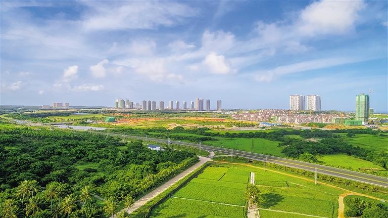 华侨城海南集团加快推进文昌宋氏文化园项目建设 打造海南文旅产业新高地