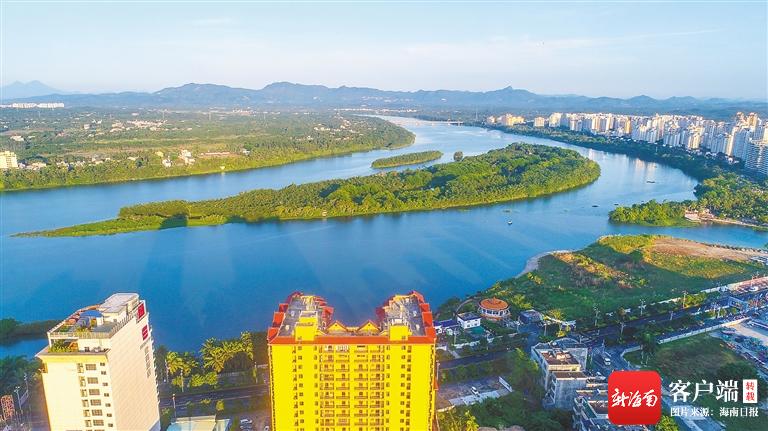 海南周刊丨海南万泉河:一条大河诉传奇