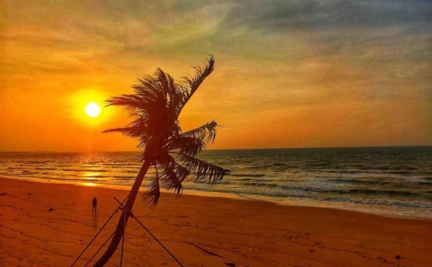 报名开启!海南今年第一场马拉松要来了,28日相约乐东最美落日海滩