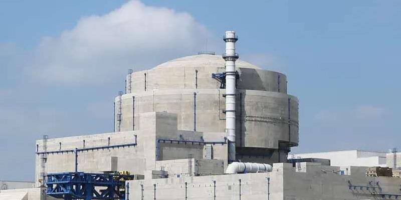 中国正式进入核电技术先进国家之列!