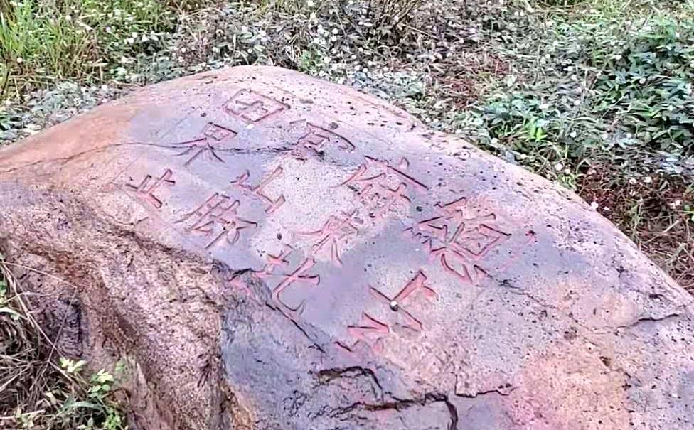 """""""解剖""""古城墙,走进古稻田——揭秘琼中水会所城古遗址"""
