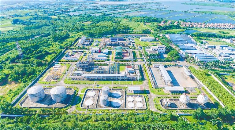 澄迈集中开工建设项目3个 总投资2.43亿元