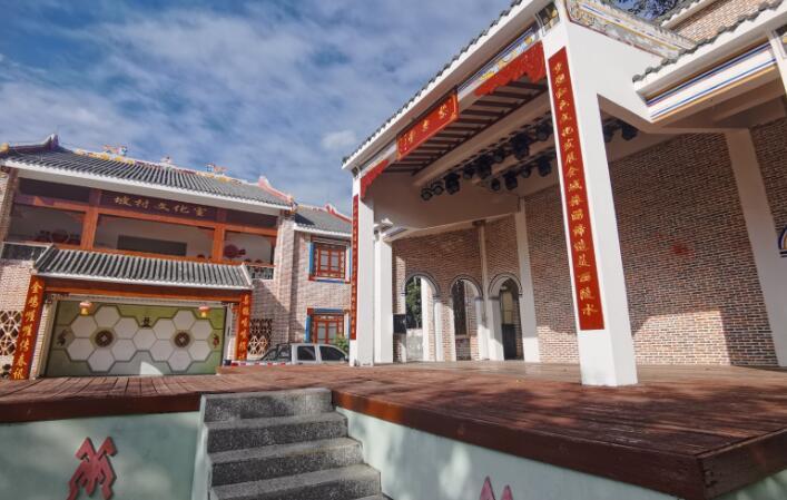 陵水融媒•联动报道 | 坡村: 红色旅游点亮振兴路