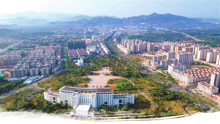 """昌江""""七五""""普法成效显著 为建设新时代""""山海黎乡大花园""""打牢法治基础"""