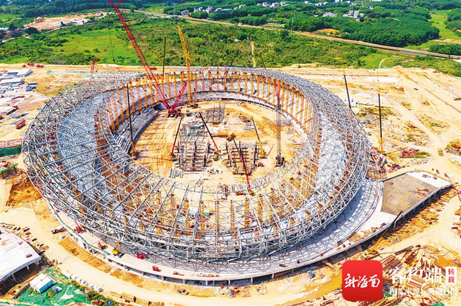 儋州:全力以赴建成海南西部中心城市