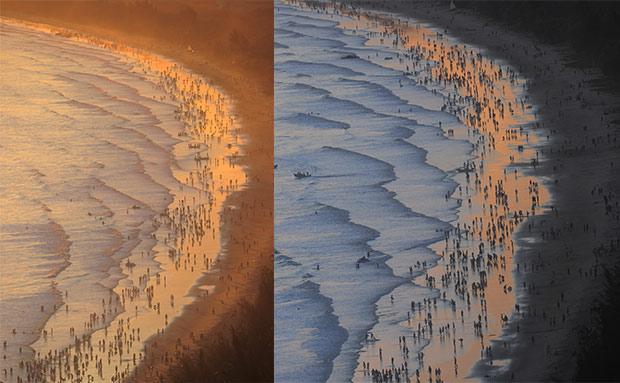晓峰近距离 | 美!三亚椰梦长廊日落,一首光影与色彩的交响曲