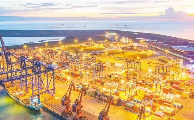 内外贸同船运输船舶加注保税油政策实施两个月 洋浦共加油2003余吨