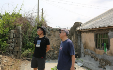 Hainan Diary: Chinese writers visited ancient Luoyi Village