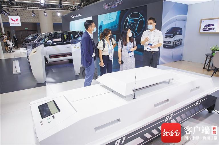 依托自贸港政策优势 海南新能源汽车保有量达9.1万辆