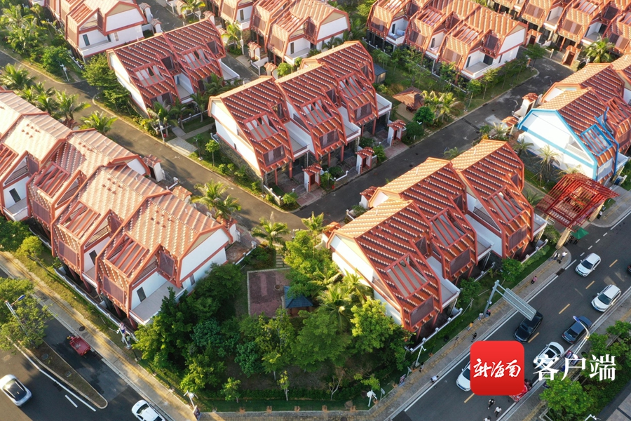 实地探访海南陵水黎安国际教育创新试验区海风小镇校园
