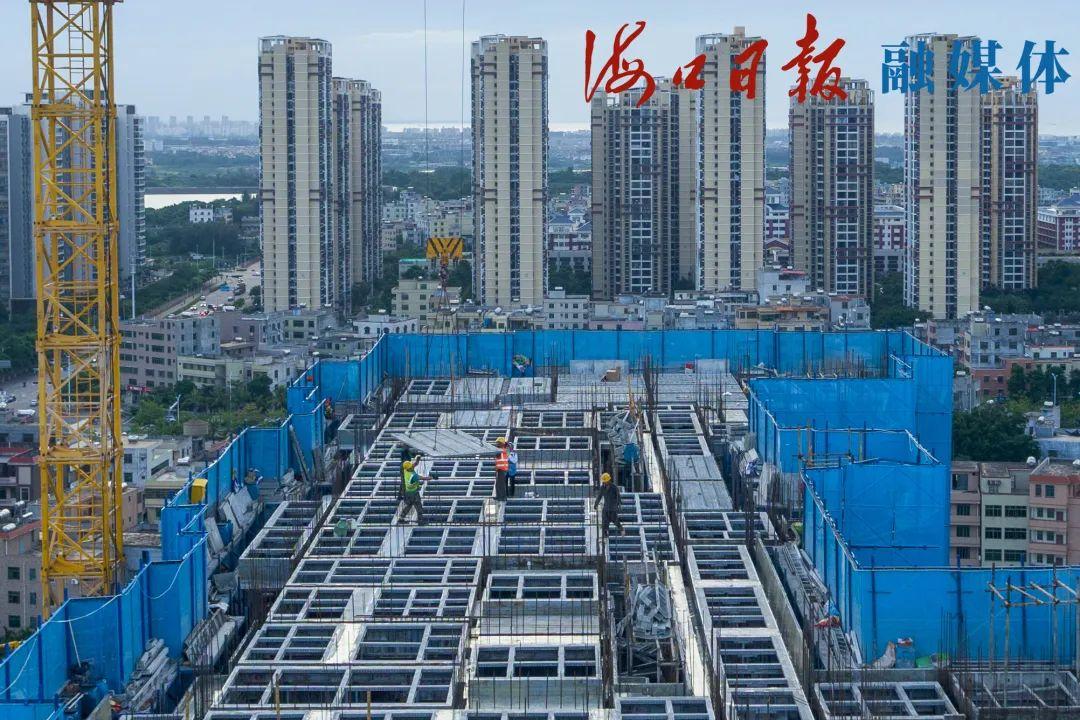 海口2025年装配式建筑面积将达2499.44万平方米