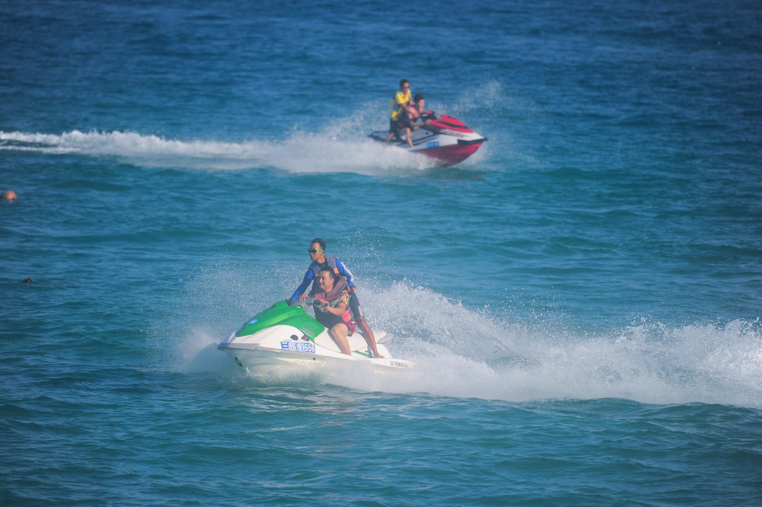 10月26日起 三亚水上旅游项目企业需规范明码标价
