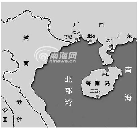 北部湾经济区_深圳经济特区和北部湾经济区