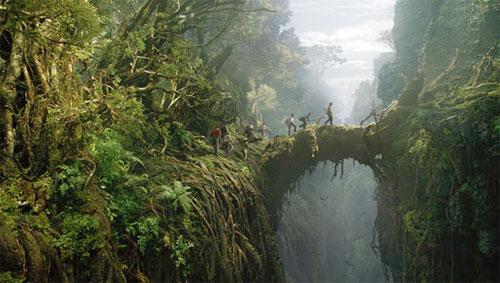 金刚 中的骷髅岛 骷髅岛真的存在吗 高清图片